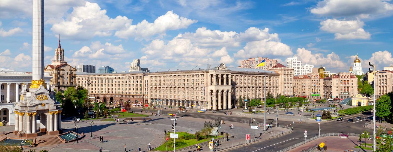Kyiv Zhulhany & diğer havaalanları Havaalanı Araç Kiralama