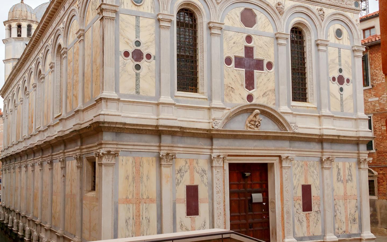Ξενοδοχεία στην πόλη Βενετία