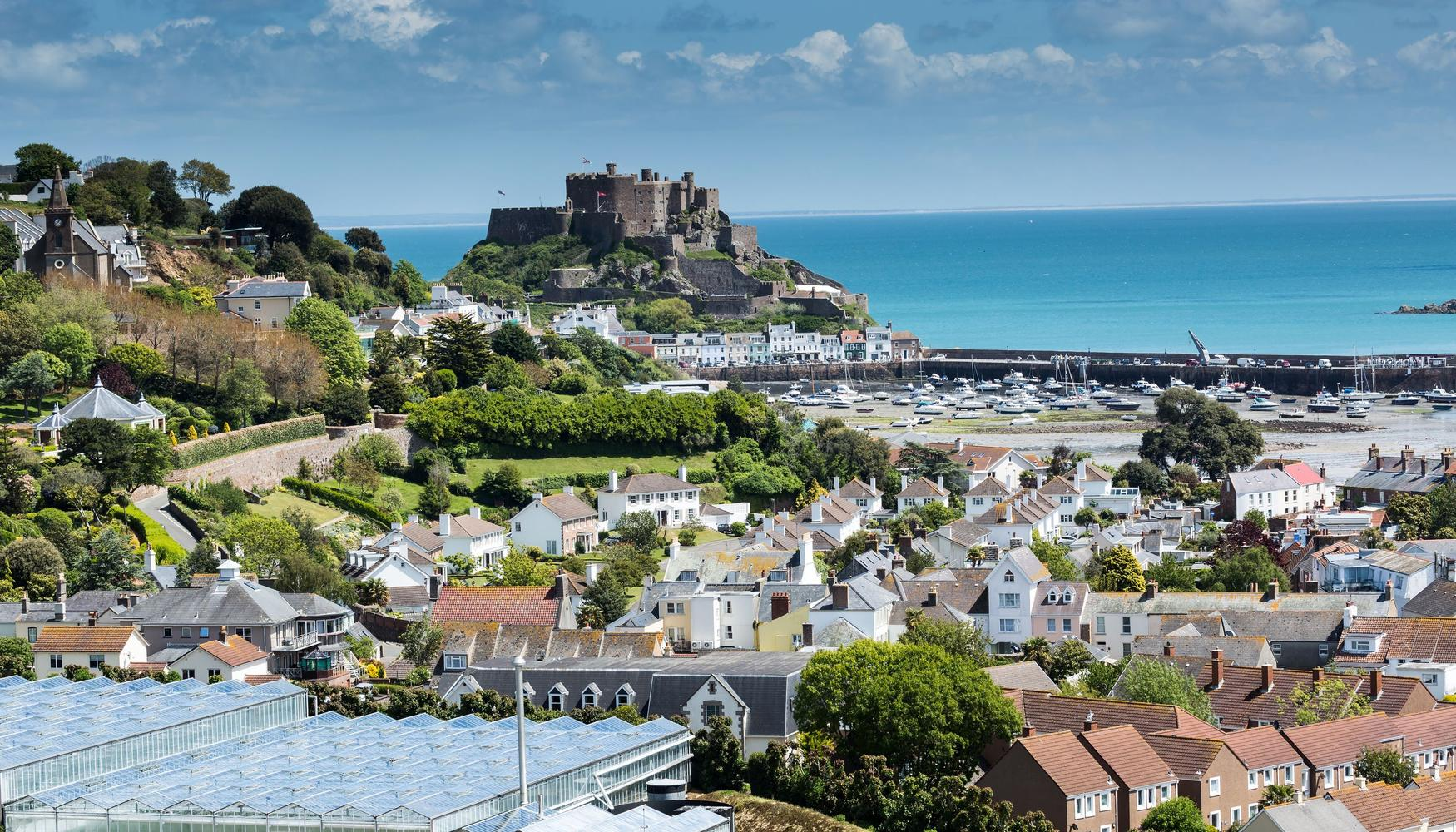 Jersey car hire