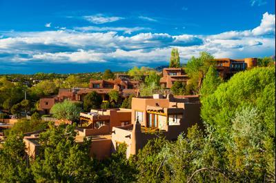 Ξενοδοχεία στην πόλη Santa Fe