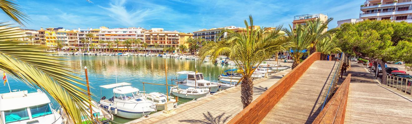 Ξενοδοχεία στην πόλη Alcúdia