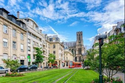 Reims hotels
