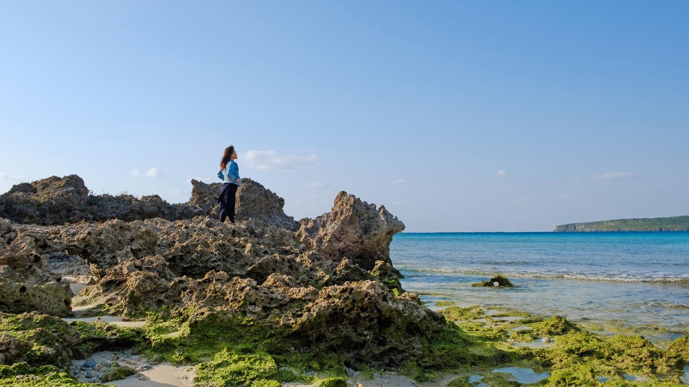 Miyako-jima autoverhuur
