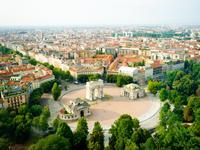 Milán hoteles