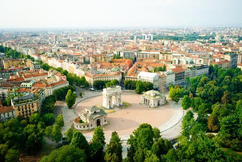 Ofertas de hotel en Milán