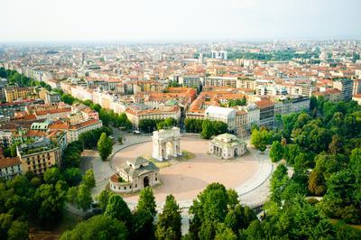 Milano hotellia