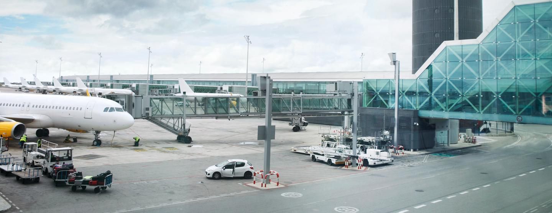 巴塞隆納國際機場租車