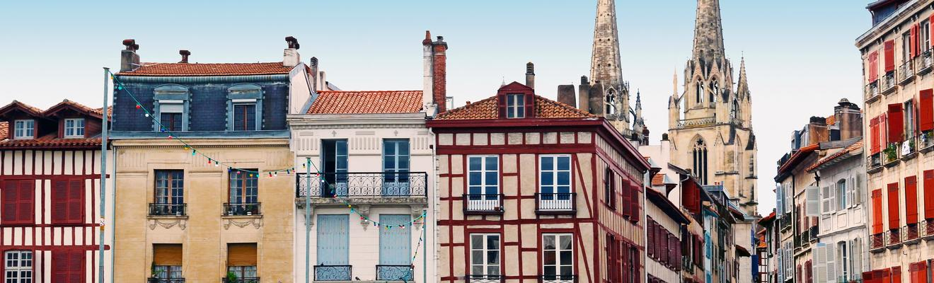 Ξενοδοχεία στην πόλη Bayonne