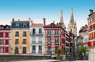 Hôtels à Bayonne