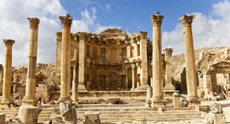 2-Day Petra, Wadi Rum and Dead Sea Tour from Amman