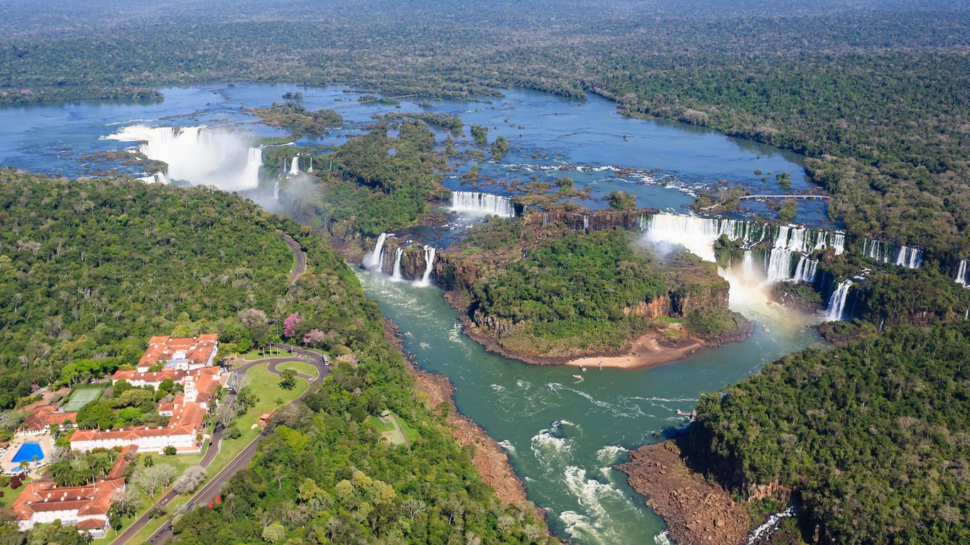Pronájem aut Puerto Iguazú