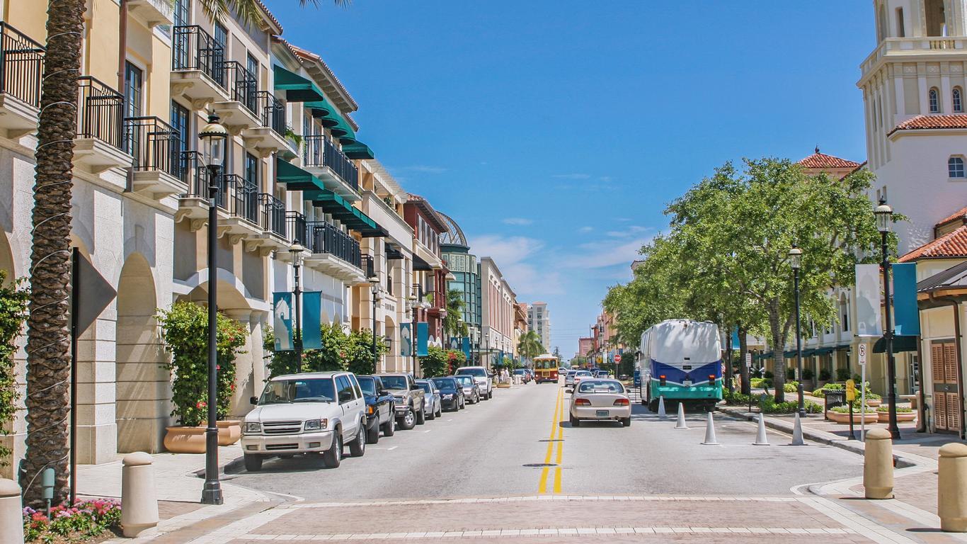 West Palm Beach car rentals