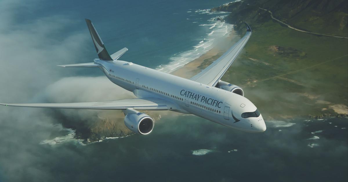 Cathay Pacific (CX) - Bewertungen lesen & Flüge buchen - KAYAK