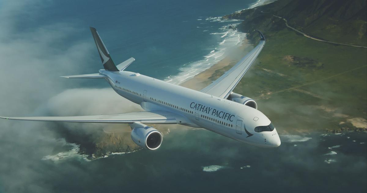 Cathay Pacific (CX) - Read reviews & book flights - KAYAK