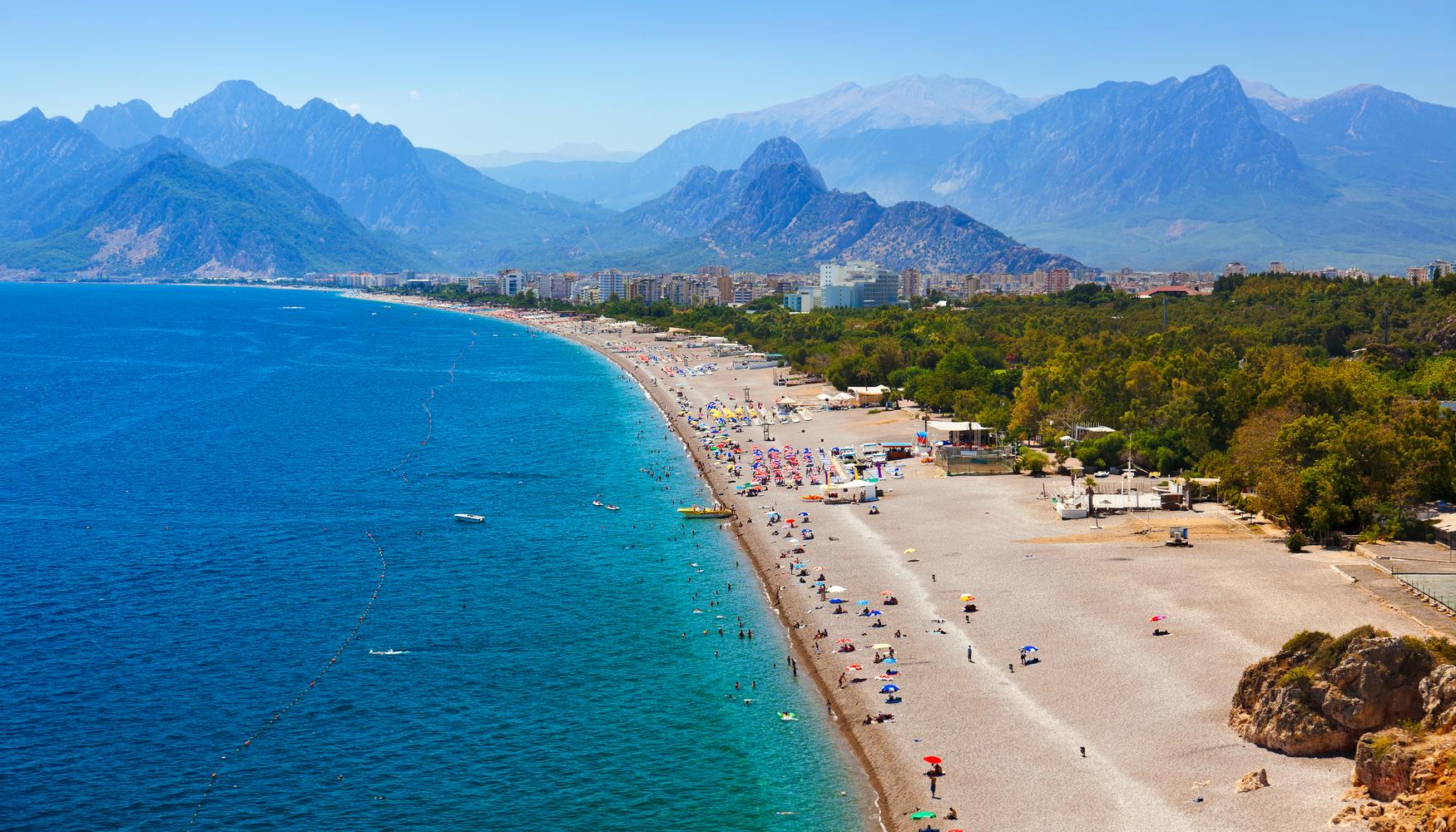 Car rental at Antalya Airport