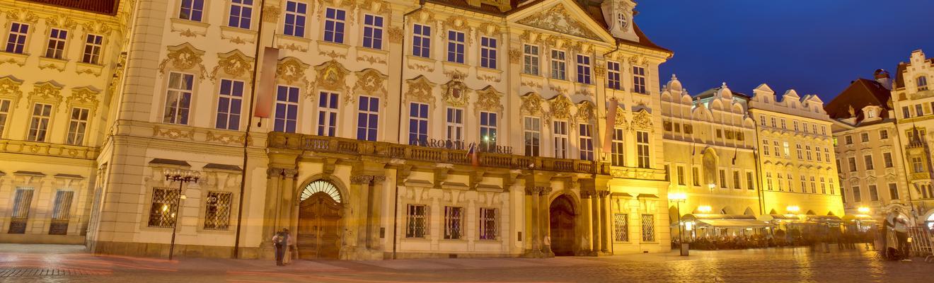 Praha hotellia