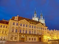 Hoteles en Praga