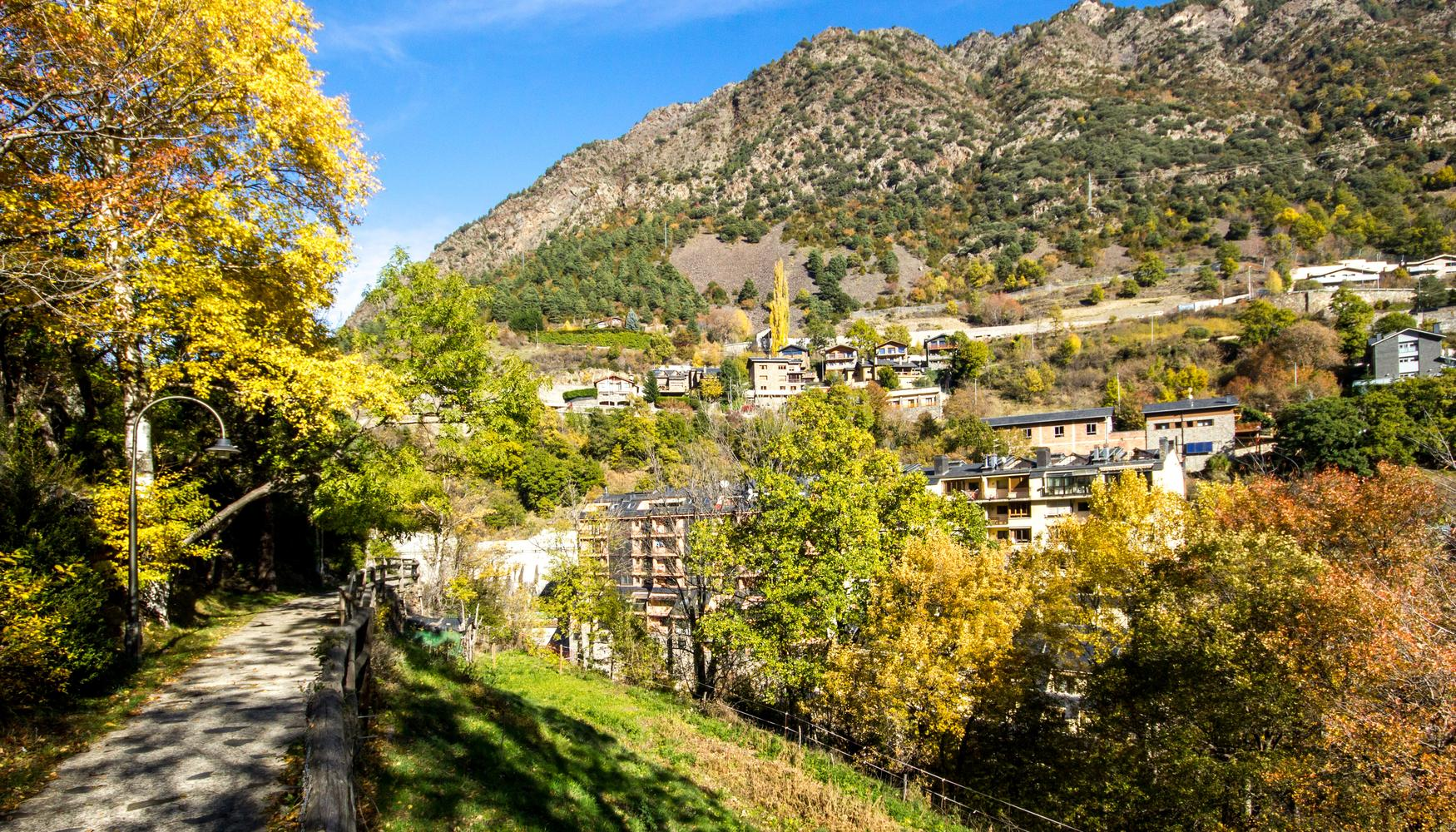 Biludlejning i Andorra