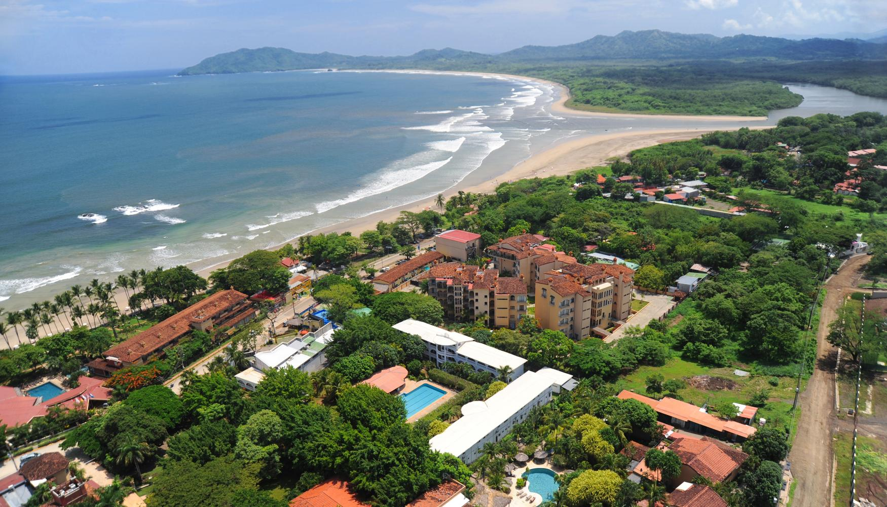 Car hire at Tamarindo Airport