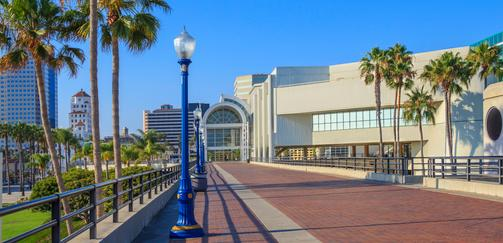 Centro Congressi Long Beach