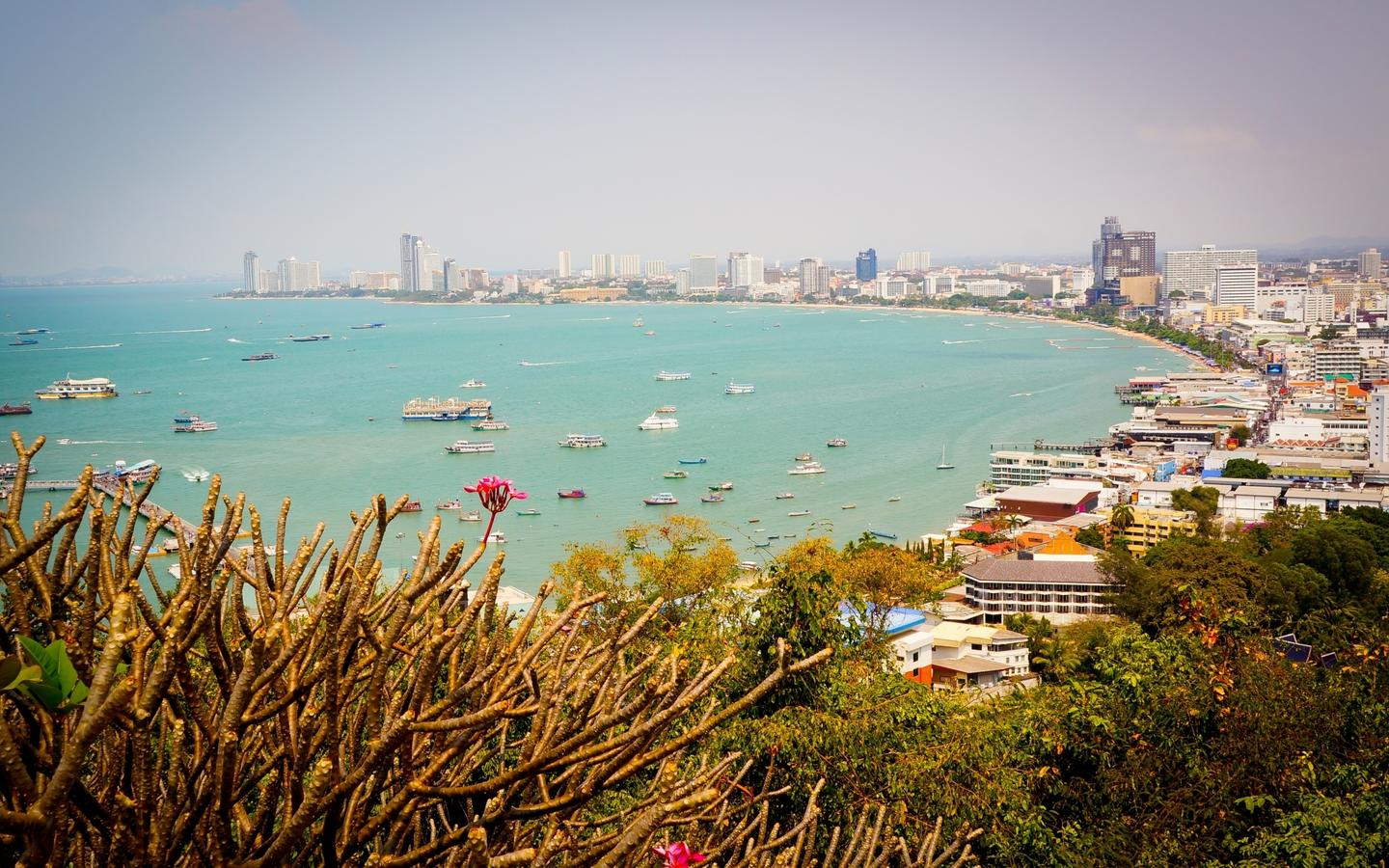 Pattaya hotellia