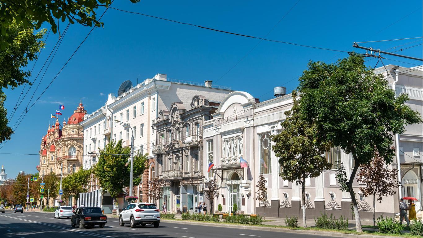 Rostov aan de Don autoverhuur