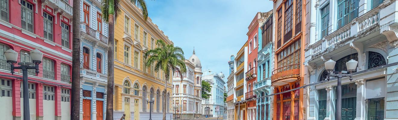 Ξενοδοχεία στην πόλη Recife