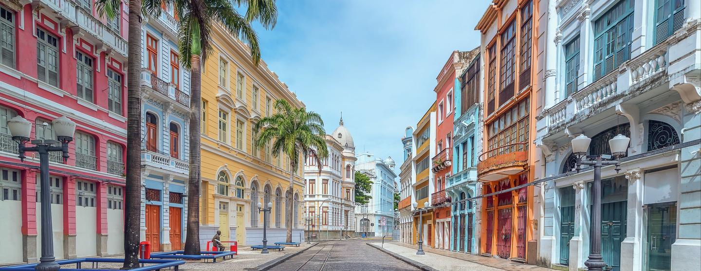 Παραθαλάσσια ξενοδοχεία σε Recife
