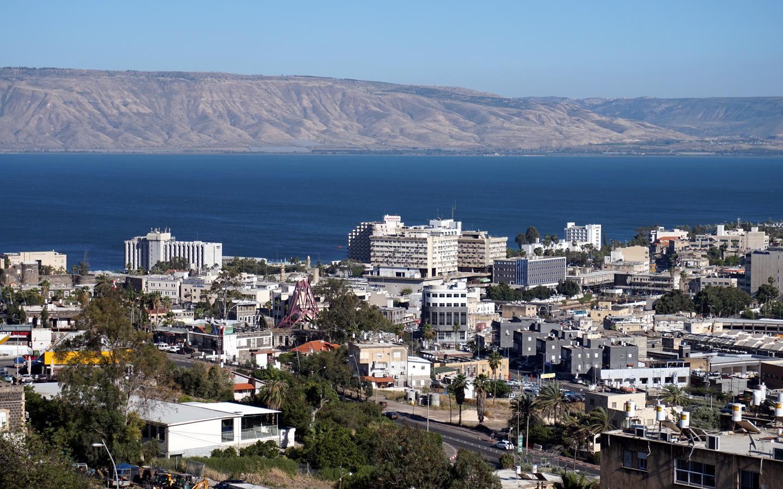 Tiberias hotellia