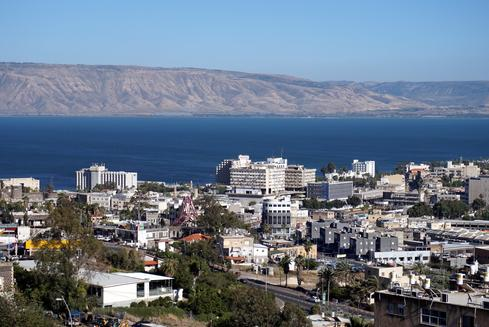 Deals for Hotels in Tiberias