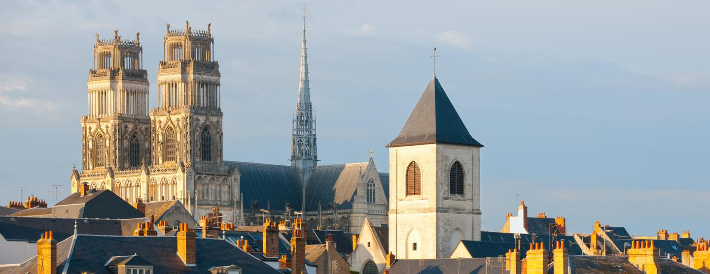 Voitures de location à Orléans