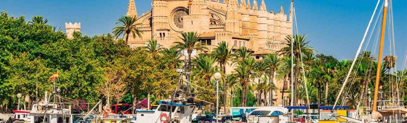 Ξενοδοχεία στην πόλη Πάλμα ντε Μαγιόρκα