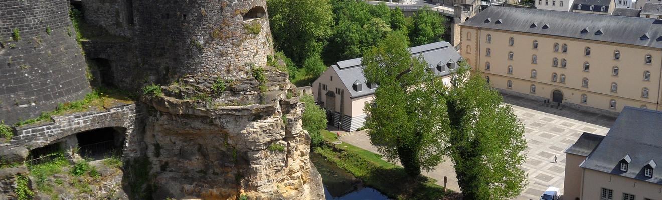 Luxemburg hotellia