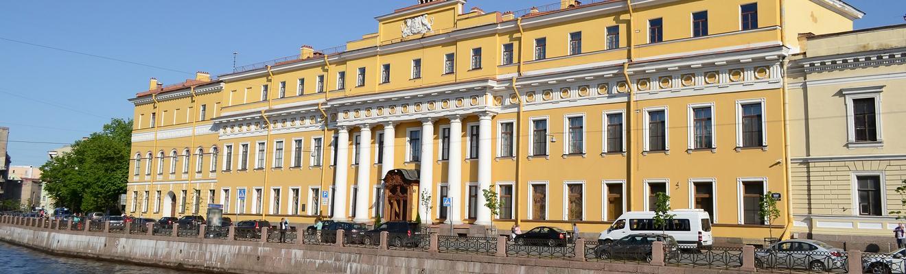 Hotels in Sankt Petersburg