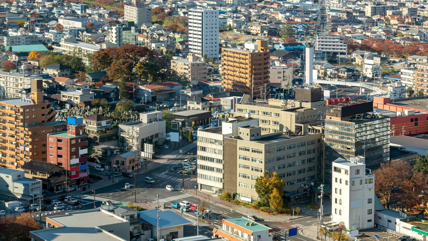 Kōriyama - Ενοικίαση αυτοκινήτου