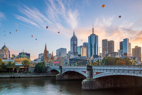 Promo Hotel di Melbourne