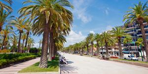 Car Hire in Salou