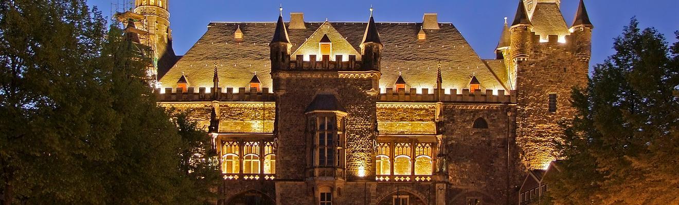 Ξενοδοχεία στην πόλη Άαχεν