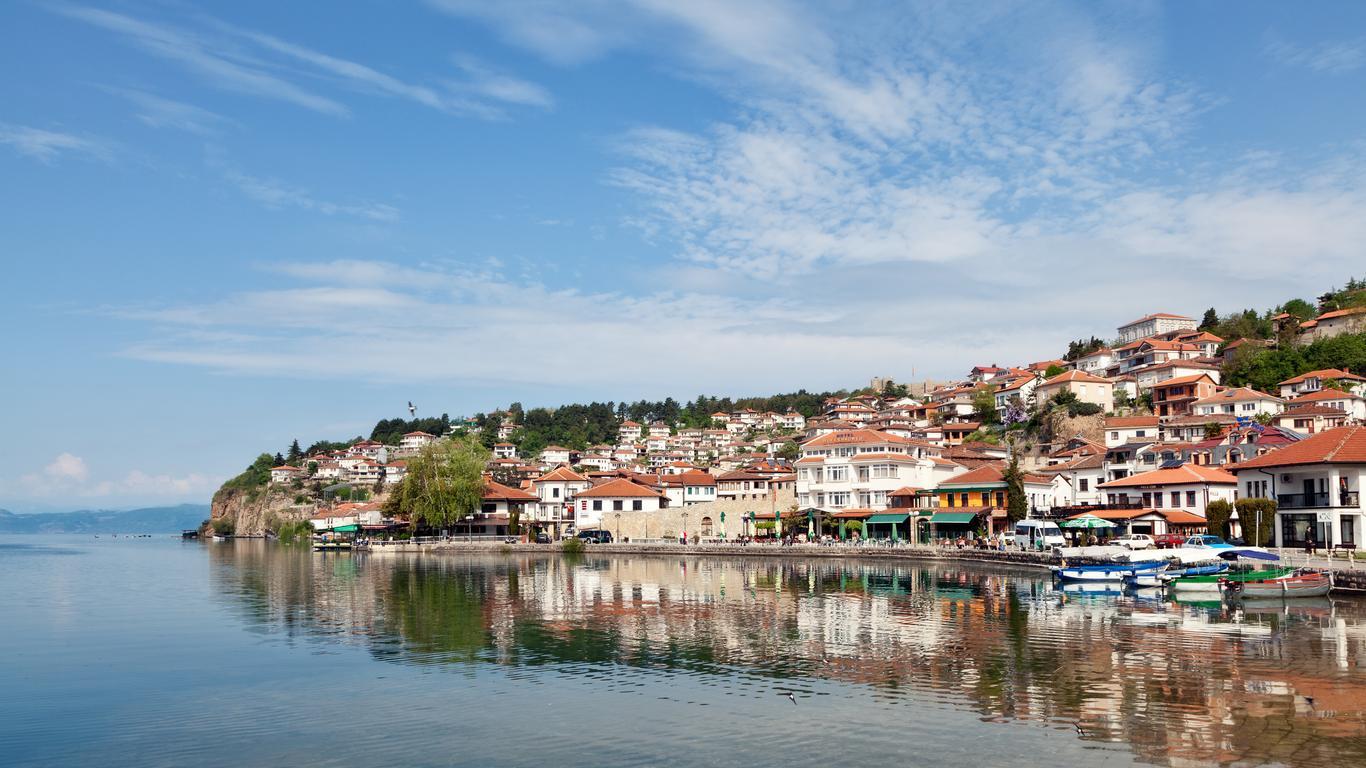 Ohrid autoverhuur