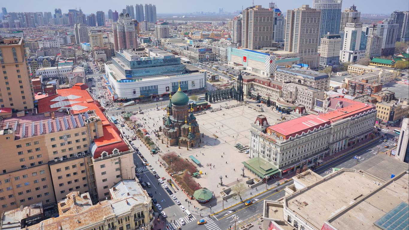 Coches de alquiler en Harbin