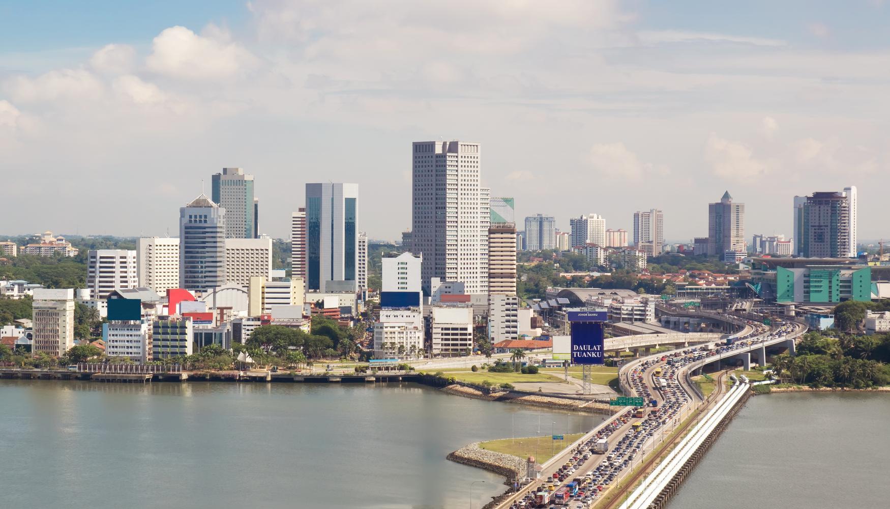 Ενοικίαση αυτοκίνητου στο Αεροδρόμιο Johor Bahru Sultan Ismail Intl