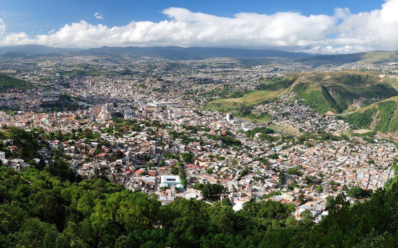Tegucigalpa hotellia
