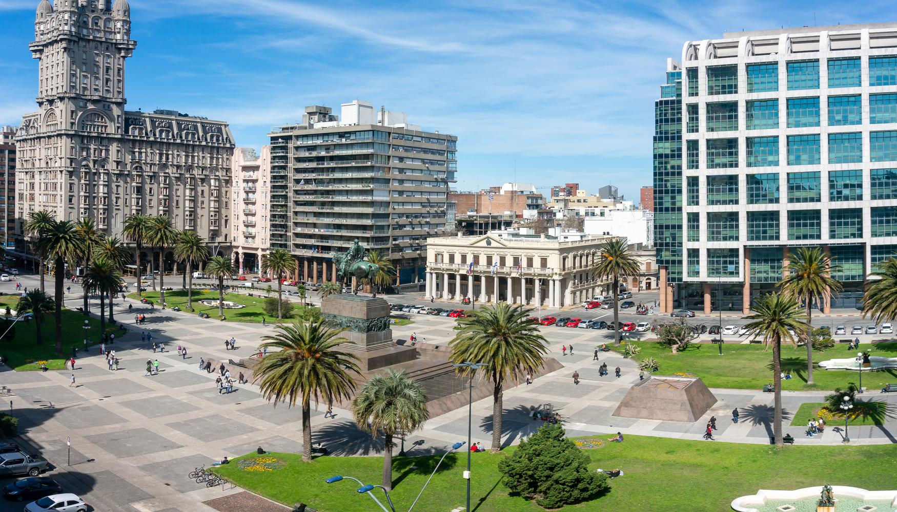 Car hire at Montevideo Carrasco Airport