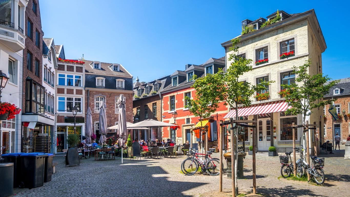 Aachen car rentals