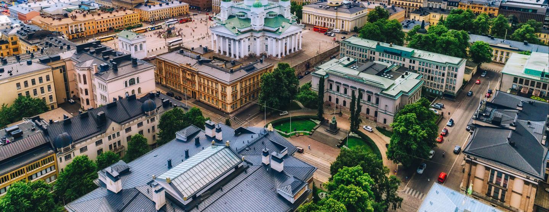 Auto a noleggio economiche a Helsinki