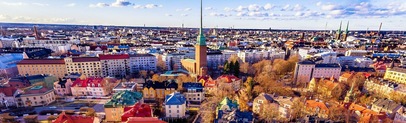 Helsinki hotellia