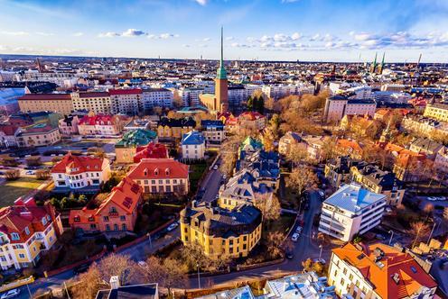 Tarjouksia hotelleista Helsinki