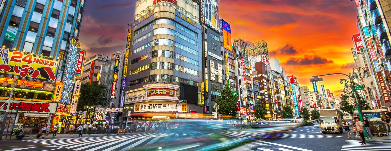 Auto huren Tokio