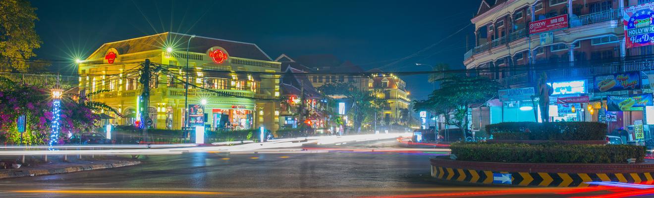 Ξενοδοχεία στην πόλη Siem Reap