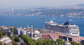 Traslado privado de partida para o Aeroporto de Istambul